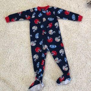 Carter's One Piece 3T Fleece Pajamas